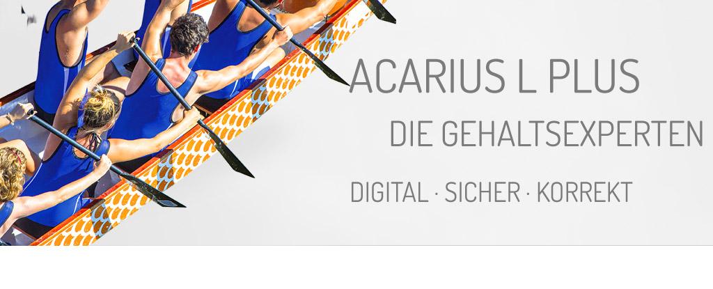 acarius L Plus GmbH - Die Gehaltsexperten